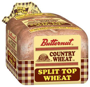 Butternut Country Wheat Split Top Bread