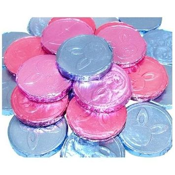 Fun Express Easter Theme Bubble Gum Coins (100 pc)