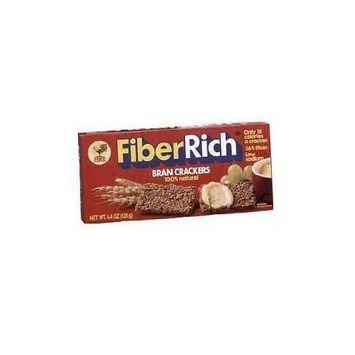 Fiber Rich Bran Crackers (Pack of 10)