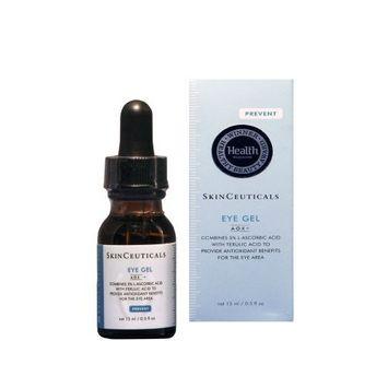 Skinceuticals Eye Gel AOX+ 5% L-ascorbic Acid & Ferulic Acid Gel, 0.5-Ounce Bottle