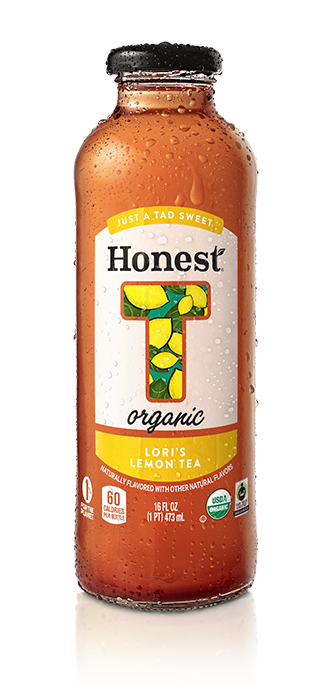 Honest Tea Organic Lori's Lemon Tea