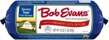 Bob Evans® Savory Sage Pork Sausage