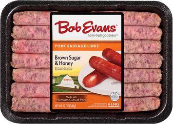Bob Evans® Pork Sausage Links Brown Sugar & Honey 14 ct