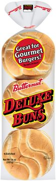 Butternut® Deluxe Buns 6 ct Bag