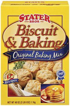Stater bros Original Biscuit & Baking Mix