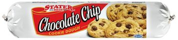 Stater bros Chocolate Chip Cookie Dough