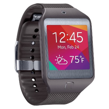 Samsung Gear 2 Neo Smart Watch - Grey (SM-R3810ZAAXAR)