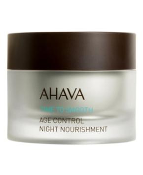 AHAVA Time To Smooth Age Control Night Nourishment