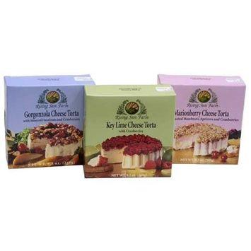 Cheese Tortas By Rising Sun Farm - Marionberry (9.5 ounce)