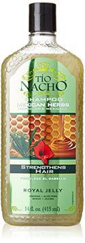 TIO NACHO Shampoo All day Volume Antiaging