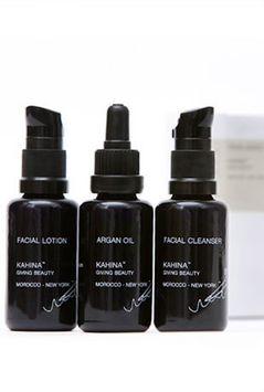 Kahina Giving Beauty Travel Basics Kit 3 x 30 ml