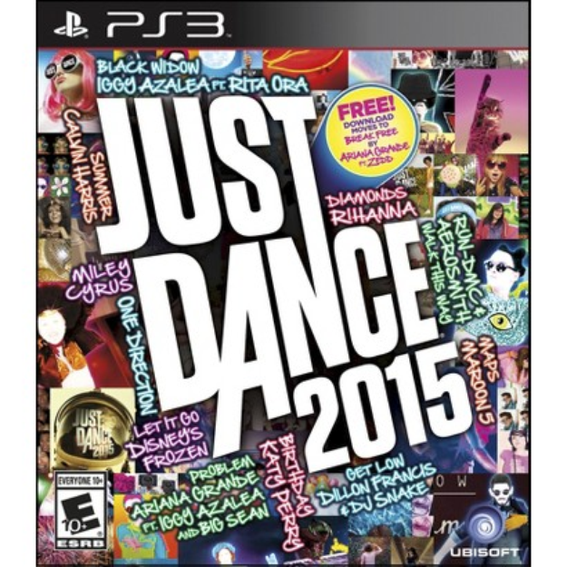 PlayStation 3 (PS3) Just Dance 2015 (PlayStation 3)