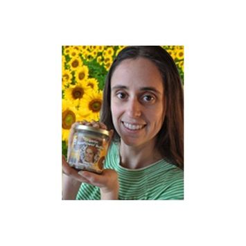 Living Tree Community Foods Alive Organic Sunflower Butter - 8oz
