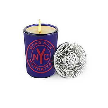 Bond No. 9 New York Manhattan Candle - No Color