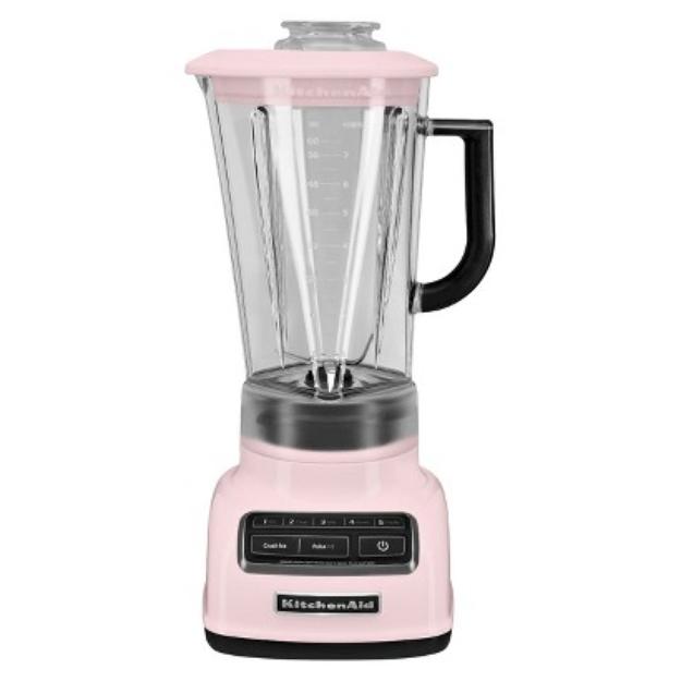 KitchenAid 5-Speed Diamond Blender- Pink KSB1575