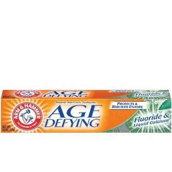 ARM & HAMMER™ Dental Care Toothpaste Age Defying Fluoride & Liquid Calcium Mint