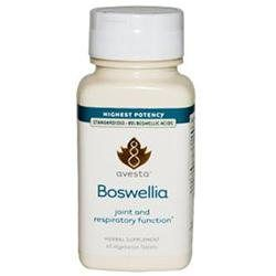 Avesta Ayurceutics Boswellia 60 Tablets
