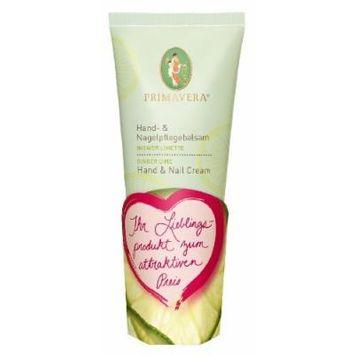 Primavera - Energizing Ginger & Lime Hand & Nail Cream - 50ml/1.7oz
