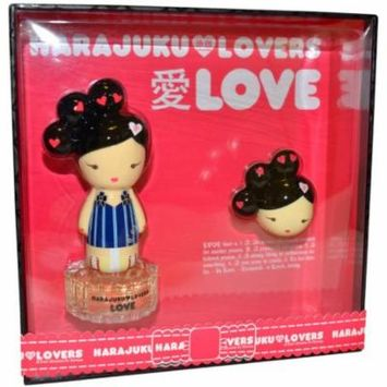 Gwen Stefani Harajuku Lovers Love Gift Set, 2 pc