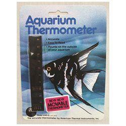 American Thermal A-1005 Aquarium Thermometer Vertical
