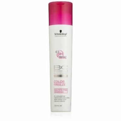 Schwarzkopf Bc Color Freeze Sulfate-Free Shampoo