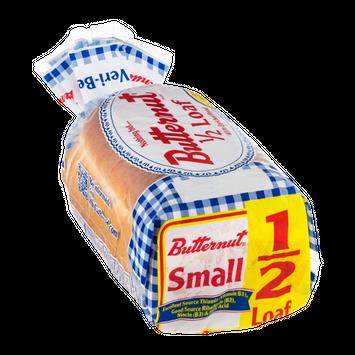 Butternut 1/2 Loaf White Bread