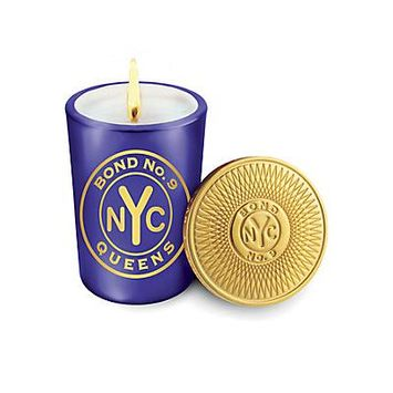 Bond No. 9 New York Bond No. 9 Queens Scented Candle/6.4 oz. - No Color