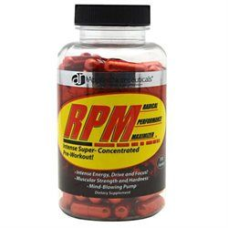 Applied Nutriceuticals Rpm 500MG - 110 Capsules - Energy Formulas