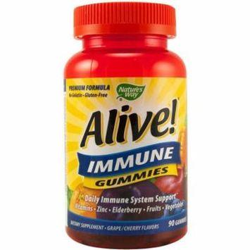 Nature's Way Alive Immune Gummies, 90 CT