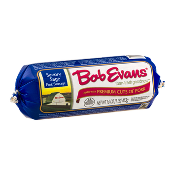 Bob Evans Savory Sage Pork Sausage