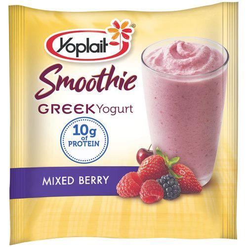 Yoplait® Mixed Berry Smoothie Made With Greek Yogurt