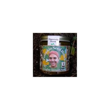 Living Tree Community Foods Alive, Organic Pumpkin Seed Butter - 8oz