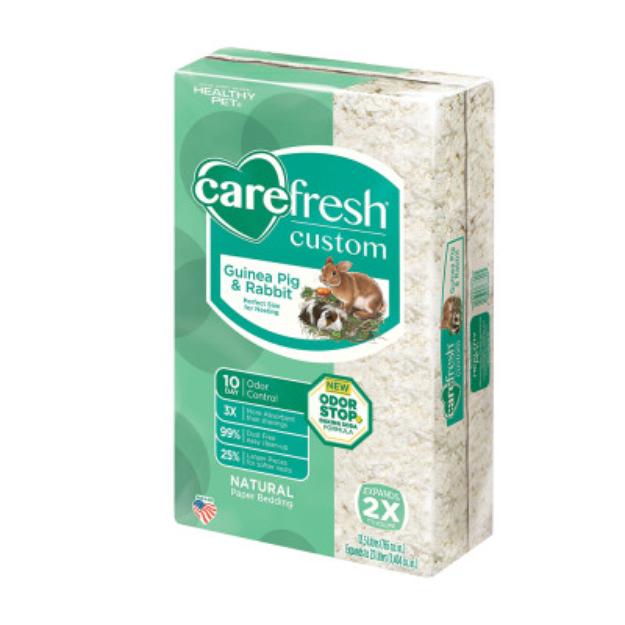 Carefresh Custom Guinea Pig & Rabbit White Bedding, 23 liters ()
