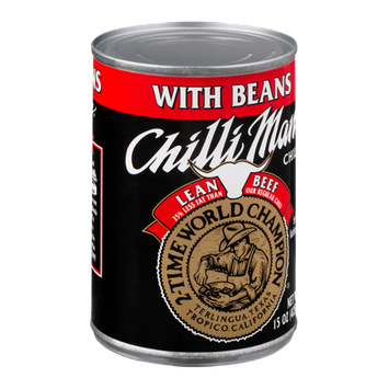 Chilli Man® Chili with Beans