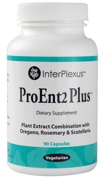 InterPlexus ProEnt2 Plus 90 Capsules