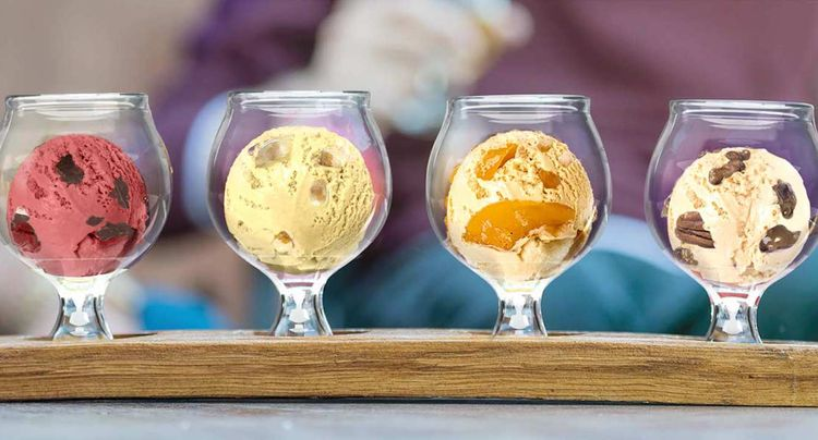 Chef Liz of Cream'a'Licious is Serving Up Southern Favorites in Ice Cream Form