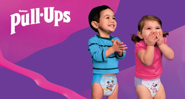 Pull-Ups is Making Potty Training Easy...And Fun!