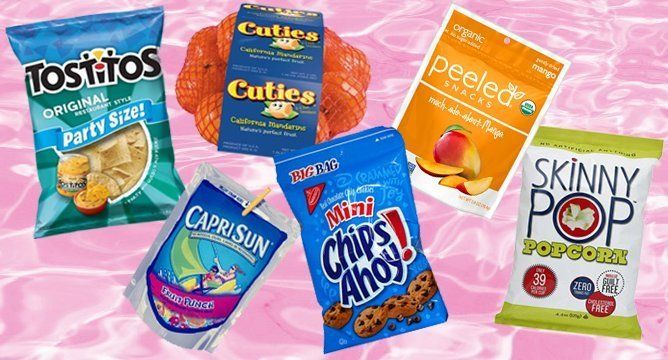 <p>Beach season is in full swing! Grab your sunscreen, swimsuit, and pack your beach bag with these delish snacks for the perfect trip to the ocean.</p>