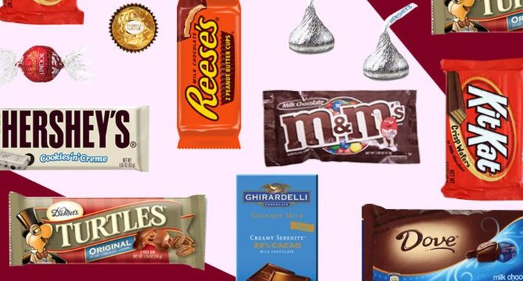 The 10 Most Loved Chocolates on Influenster