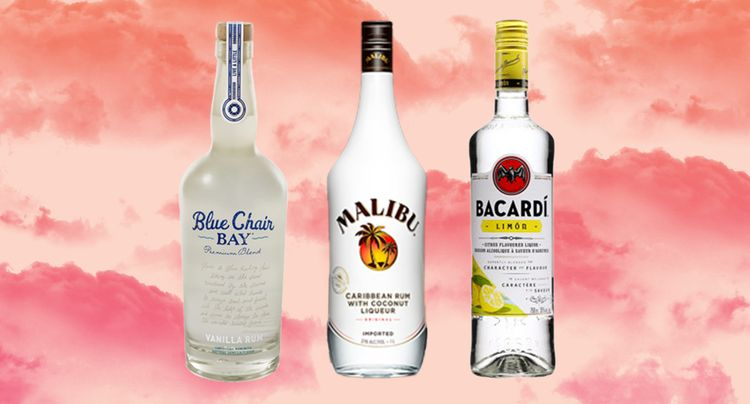 The Best Flavored Rums for Happy Hour