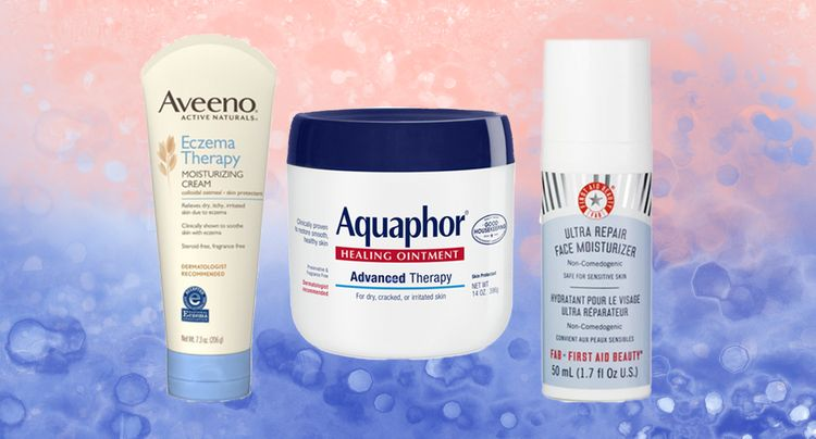 The Best Facial Moisturizers For Irritated Skin