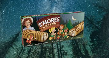 Little Debbie S'mores are Giving Us Camp Vibes