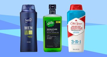 The Best Drugstore All-in-1 Body Washes for Men