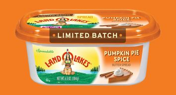Pumpkin Spice Butter Exists—Because Fall