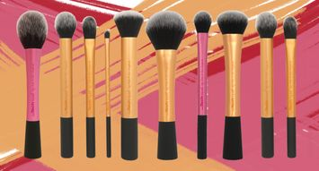 5 Top-Rated Real Techniques Makeup Brushes