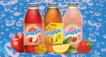 8 Top-Ranked Snapple Flavors