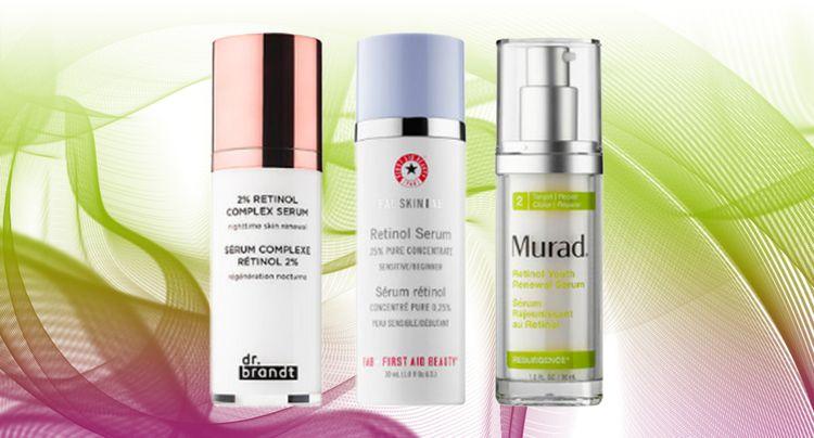 The Best Retinol Skincare Products