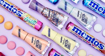 Sally Hansen Partnered With Mentos For An Irresistibly Sweet Collab