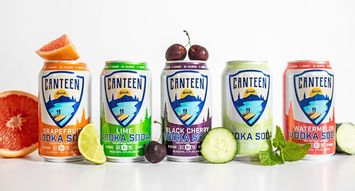 CANTEEN is the Newest Spiked Soda to Hit Shelves