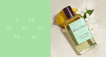 The Atelier Lemon Island Cologne VoxBox is Bringing Scents of Paradise to Influensters' Doorstep